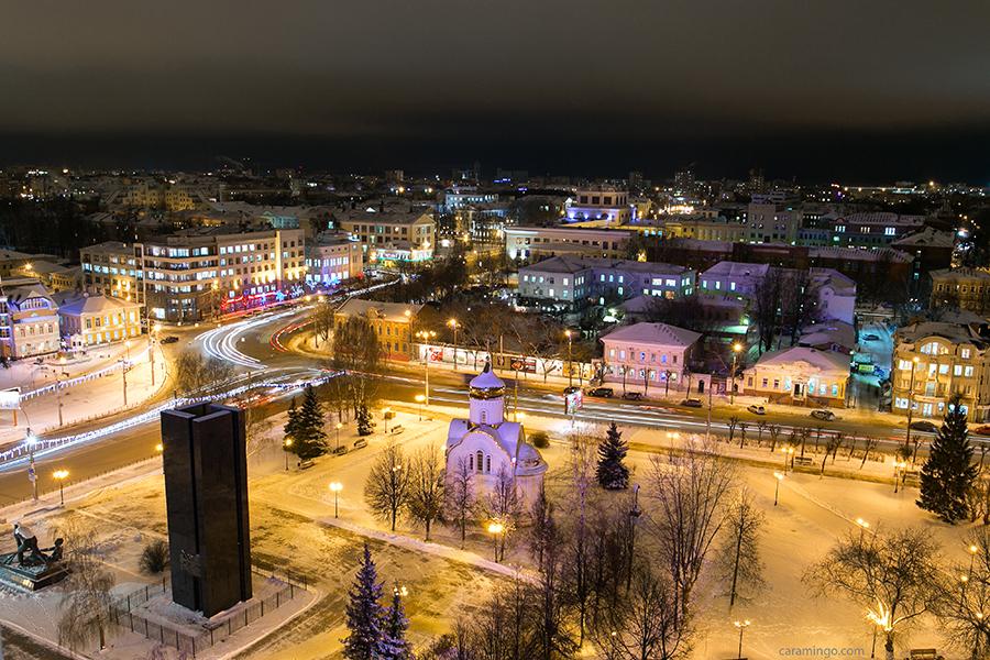 Ночное Иваново