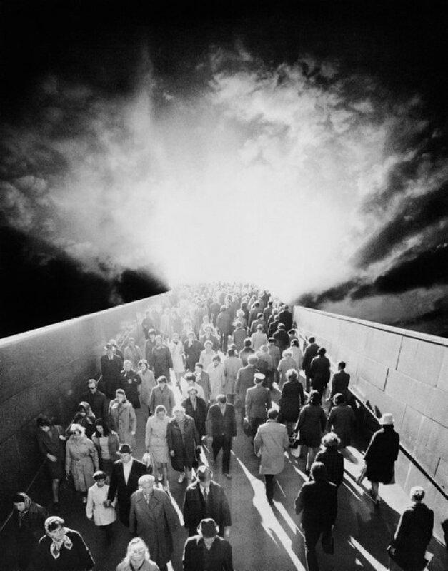 Вильгельм Михайловский «Переход», 1975.jpg