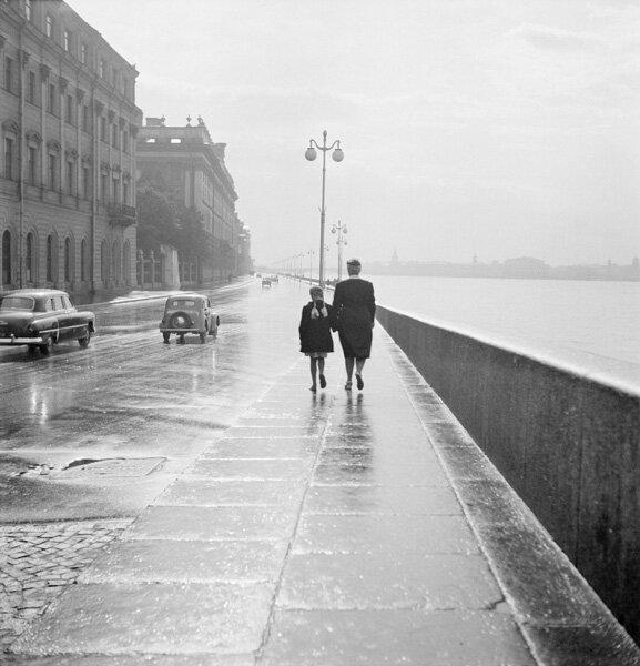Ленинград.  Автор  Волков  Эрвин, 1950.jpg