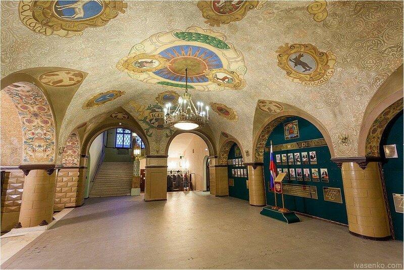 Госбанк в Нижнем Новгороде