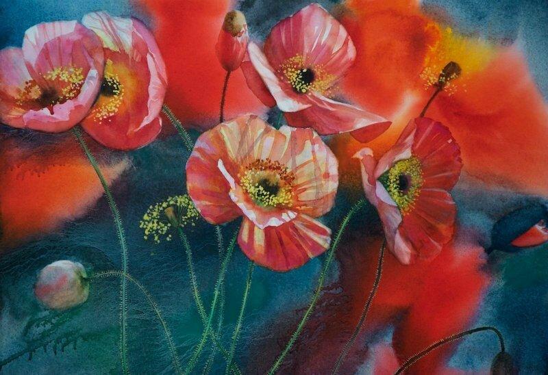 цветы Svetlana Orinko