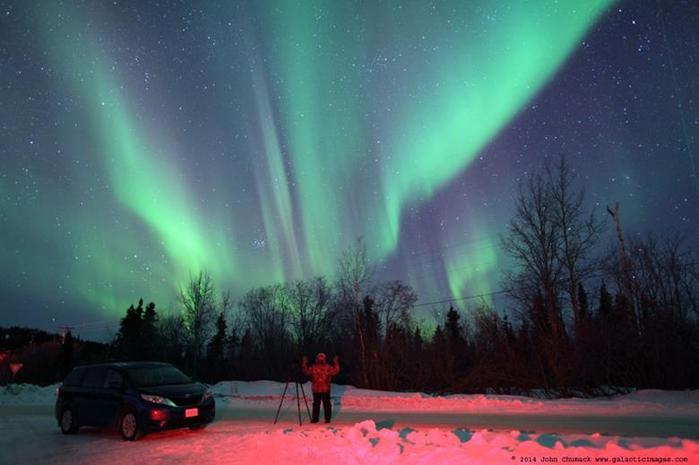 Красивые фотографии полярного сияния 0 10d653 1586b20c orig