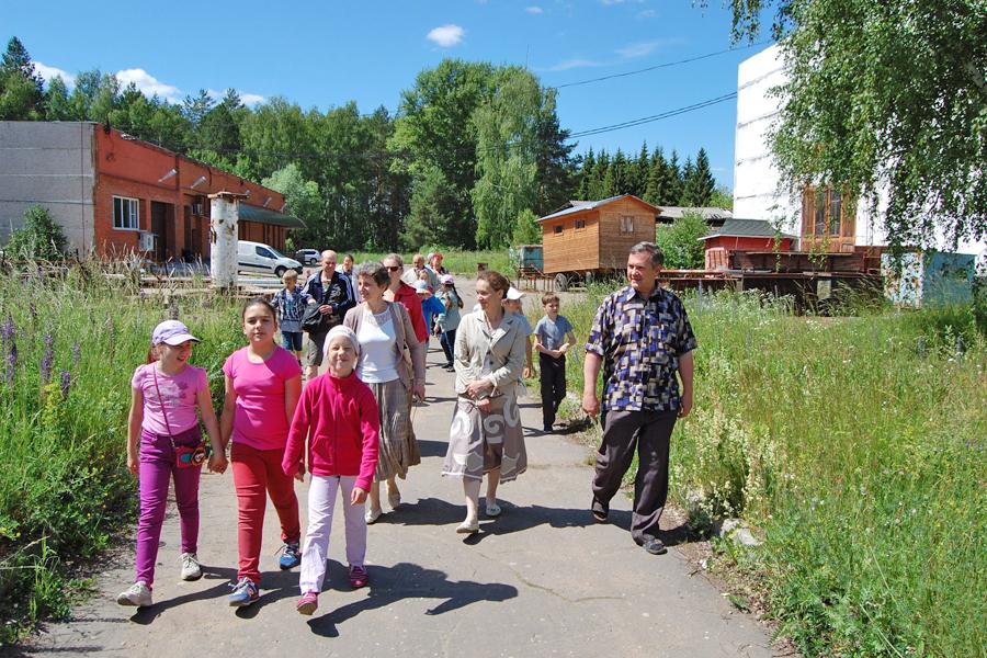Летняя православная школа Вертоград-2015