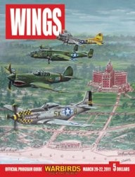 Книга Wings 2011 (Warbirds Over the Beach)