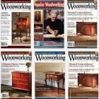 "Подшивка журнала ""Popular Woodworking"" №1-5 (209-214), 2014"