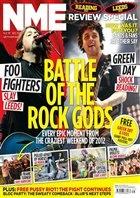 Журнал NME (1 сентября), 2012 / UK
