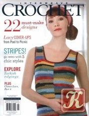 Книга Interweave Crochet 2012 Summer