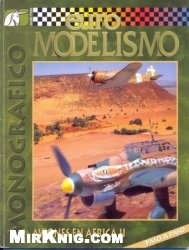 Журнал Aviones en Africa Vol.II (EuroModelismo Monografico №10)