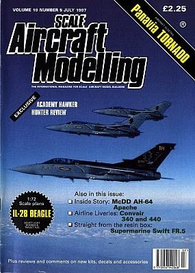Журнал Scale Aircraft Modelling - Vol 19 No 05
