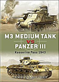 Osprey Duel 10 - M3 Medium Tank vs Panzer III (Kasserine Pass 1943)