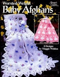 Журнал Worsted Weight Baby Afghans