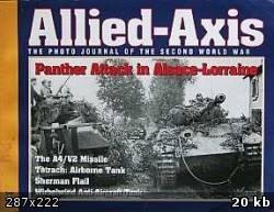 Книга Ampersand - Allied-Axis. #01
