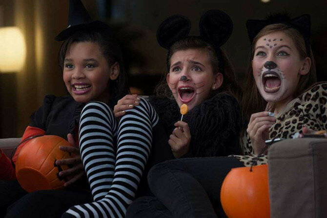 Многие люди страдают от страха перед Хэллоуином — самхаинофобией. (Фото: Getty Images).