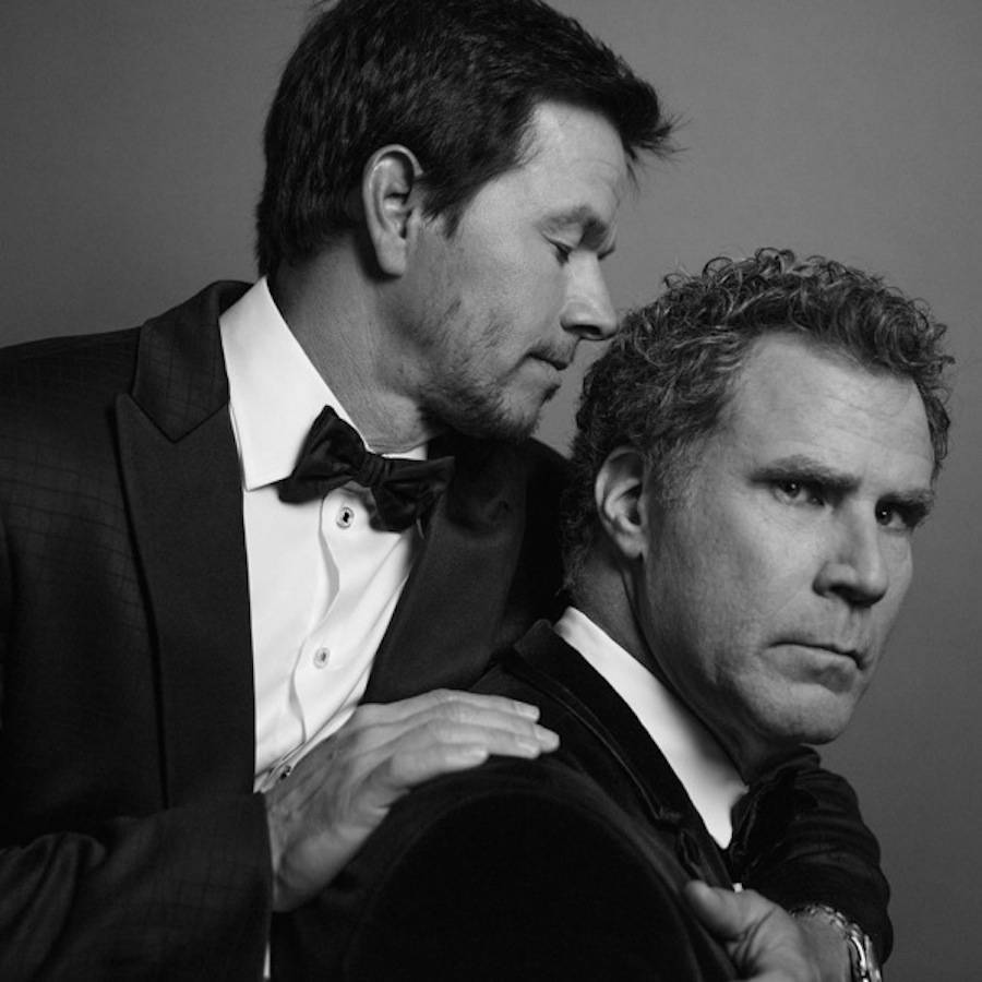 Mark Wahlberg & Will Farrell.