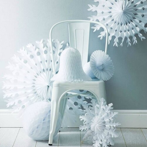 Новогодняя тема: Белое Рождество