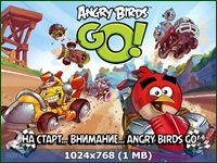 Angry Birds Go! (Android игры)