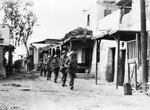 BRITISH TROOPS PATROL ISMALIA