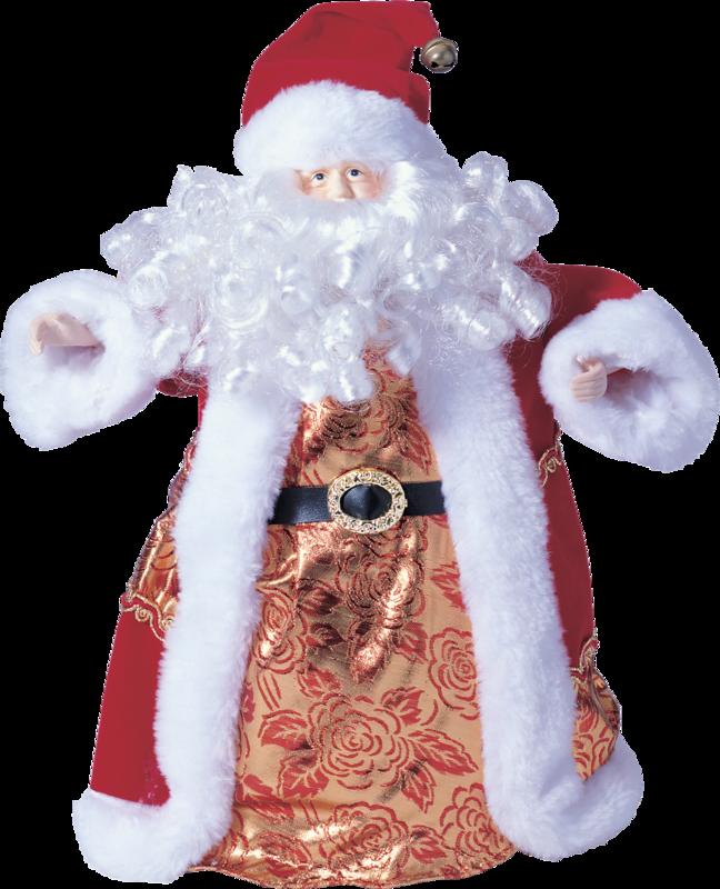 Дед мороз гифы, гости