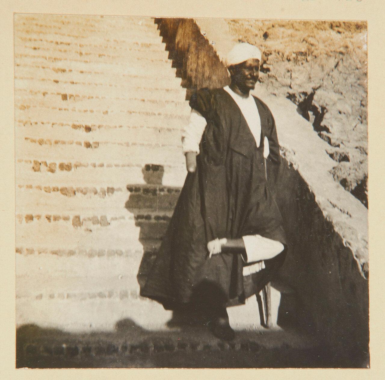Мухамед Фадл, шпион захваченный и искалеченный Халифом