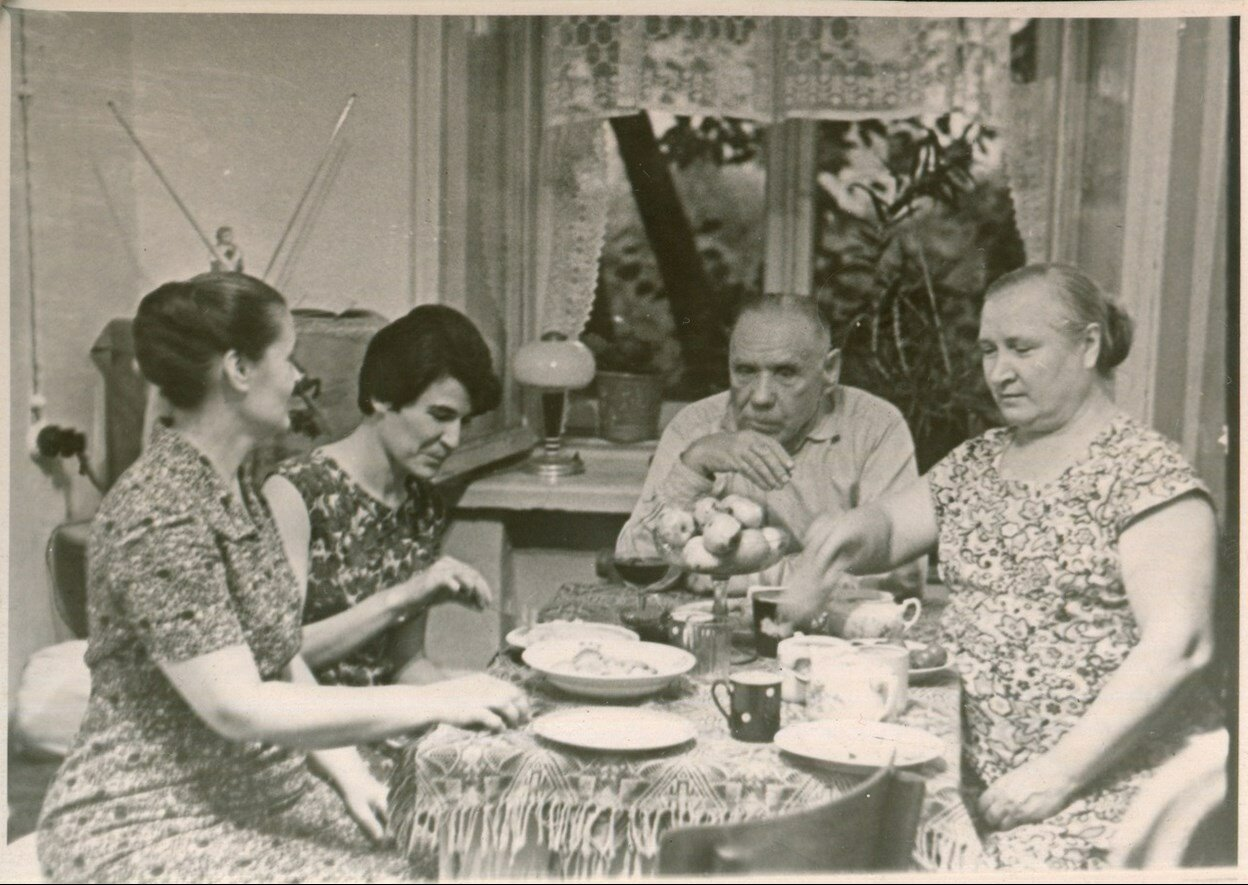 1950-е. Пермь