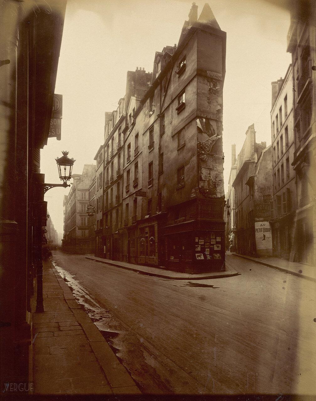1924. Рю-де-Сен