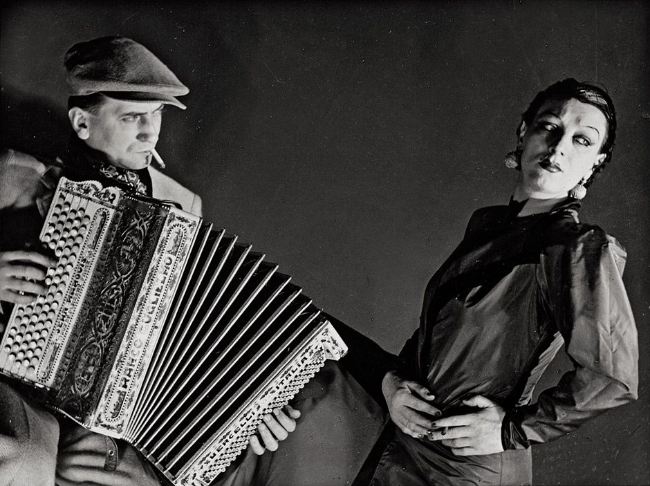 F. Franc-Lamy - Kiki de Montparnasse performing at the cabaret, ca.1932.jpg