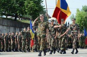 Почетная стража Молдавии примет участие в параде в Бухаресте