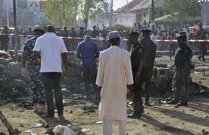 Теракт в Нигерии - более сотни человек убиты