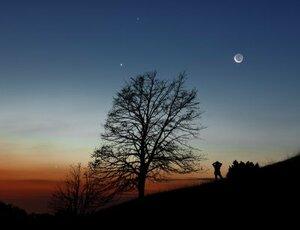 11 января люди смогут увидеть Меркурий