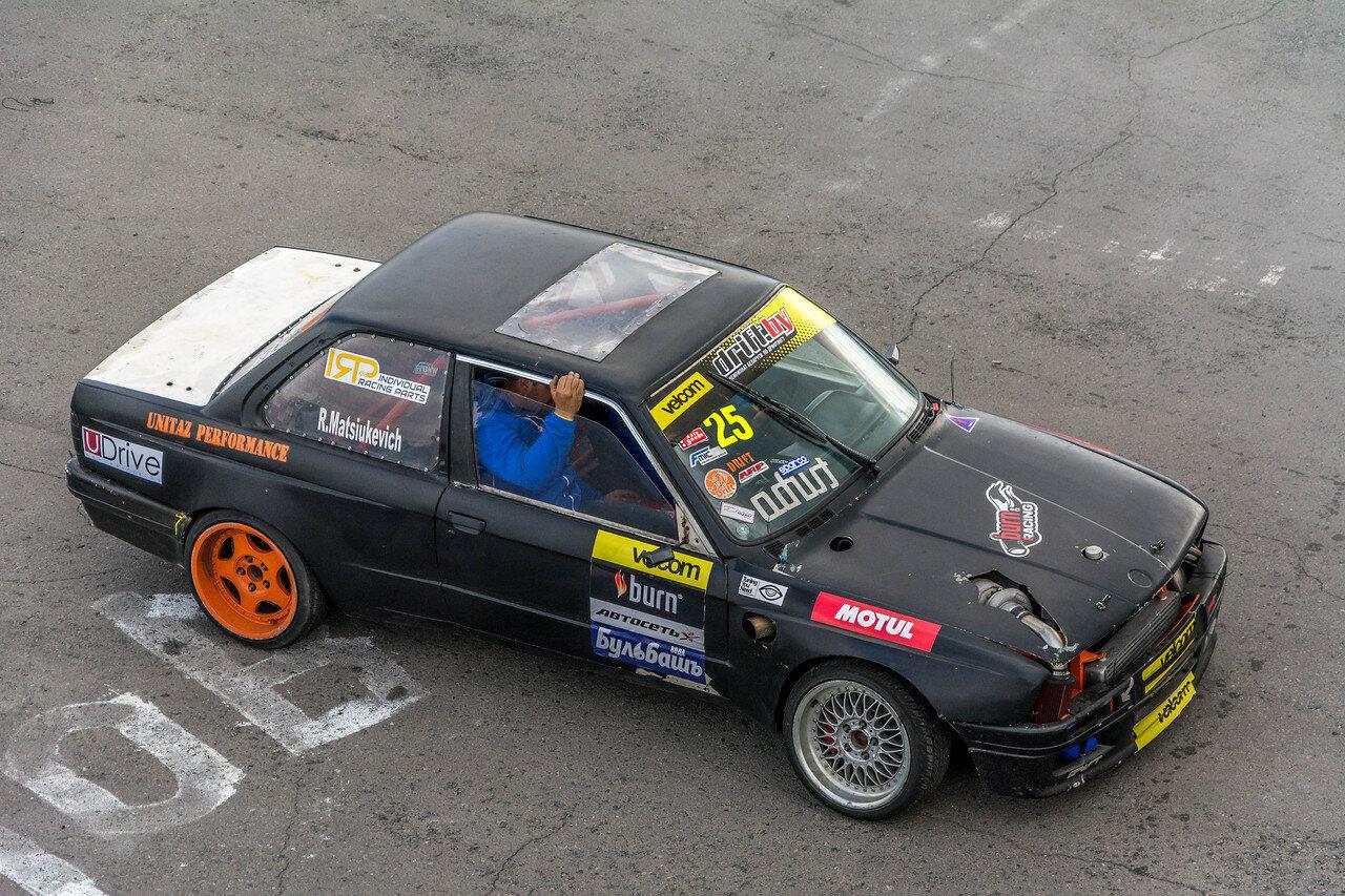 Чернушевич Виталий и его BMW 316i