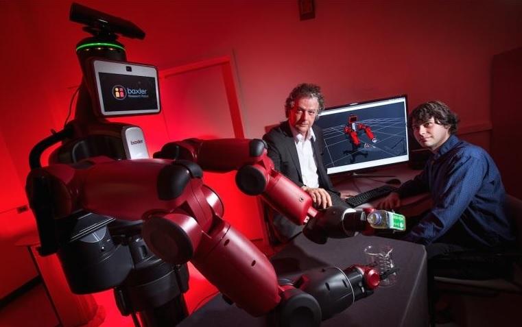 Умный робот с искусственным интеллектом