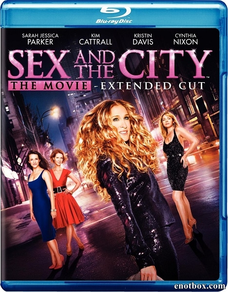 Секс в большом городе [Extended Cut] / Sex and the City (2008/BDRip/HDRip)