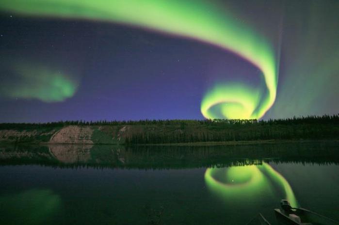 Красивые фотографии полярного сияния 0 10d63a 3bb96417 orig