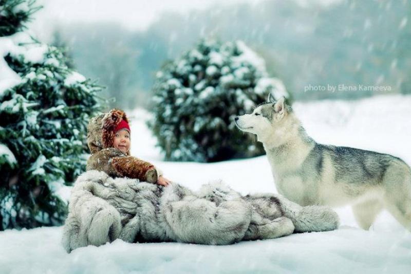 Зимняя сказка от детского фотографа 0 136305 987eee64 orig