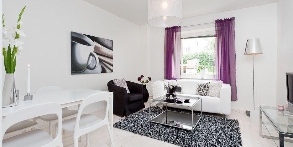 Шведская квартира от Lundin (16 фото) — FotoJoin