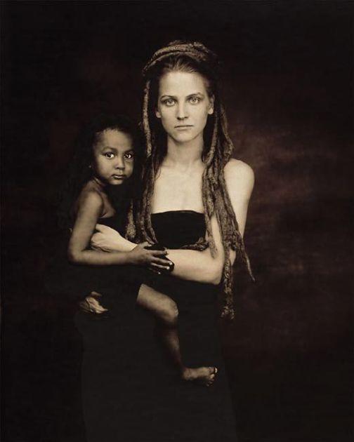 Неповторимый стиль в жанре портретной фотографии… Работы Джойс Теннесон (Joyce Tenneson)