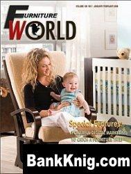 Журнал Furniture World Январь-Февраль 2009  pdf 9Мб