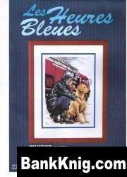 Журнал Les heures bleues jpg 1,88Мб