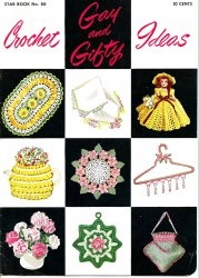 Книга Crochet Gay and Gifty Ideas Star Book No 80 - Kindle Edition