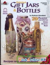 Книга Painted Gift Jars & Bottles.