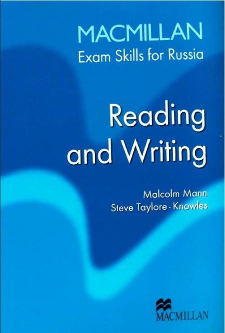 Книга Английский язык Учебное пособие для подготовки к ЕГЭ по английскому языку Macmillan Exam Skills for Russia  Reading and Writing
