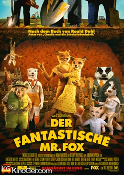 Der Fantastische Mr. Fox (2009)