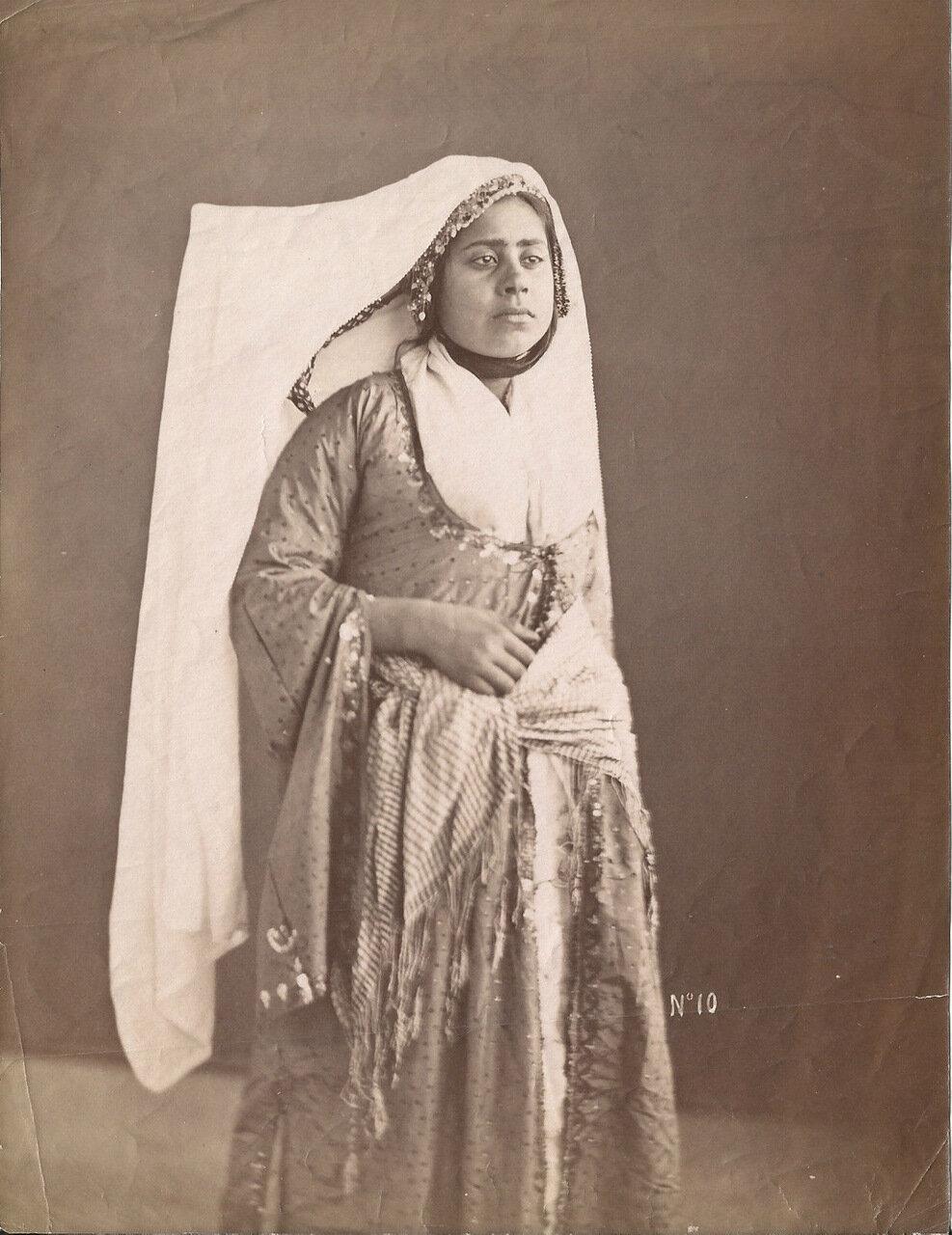 Турчанка. 1885