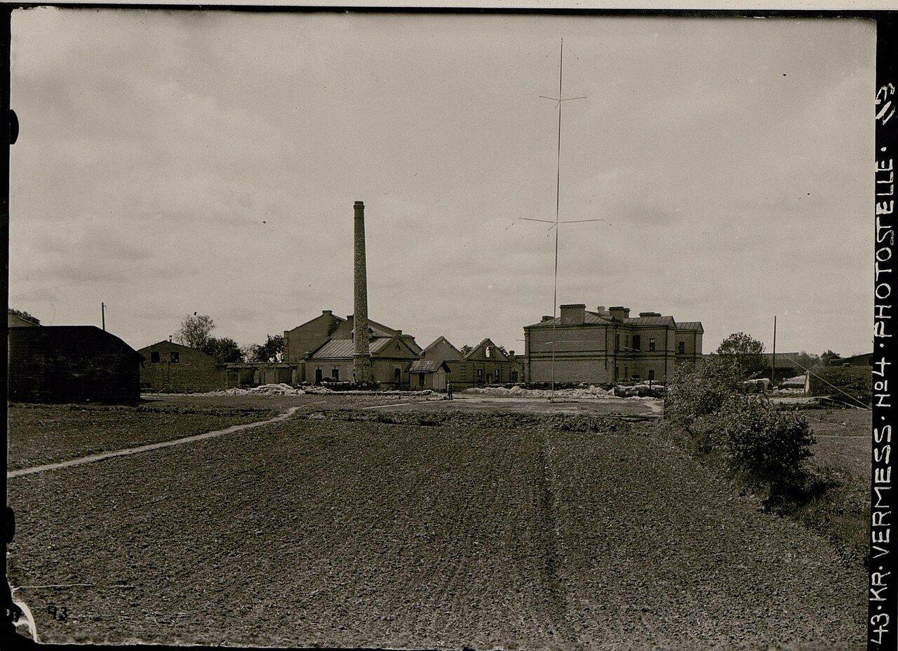 Винокуренный завод. Радиостанция