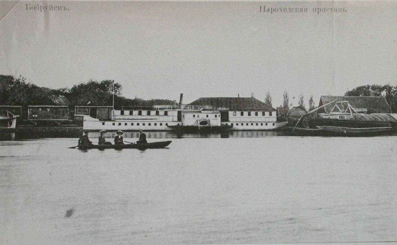 Пароходская пристань