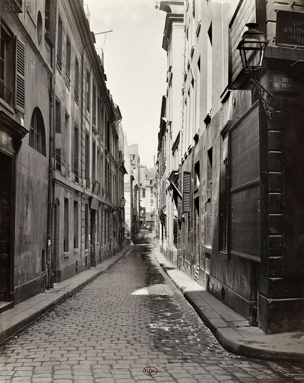 Рю Сен-Жозеф, 1866