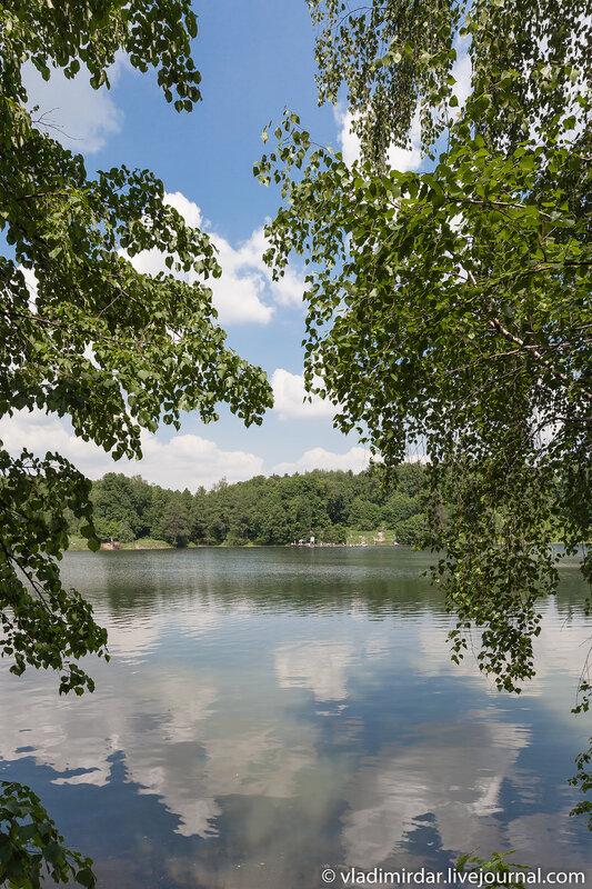 Сухановский пруд