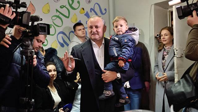ЦИК Молдовы передал протокол о выборах президента в Конституционный суд. Через 10 дней тот вынесет окончательное решение