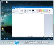 Windows 10 Professional x86 MILKY WAY mini