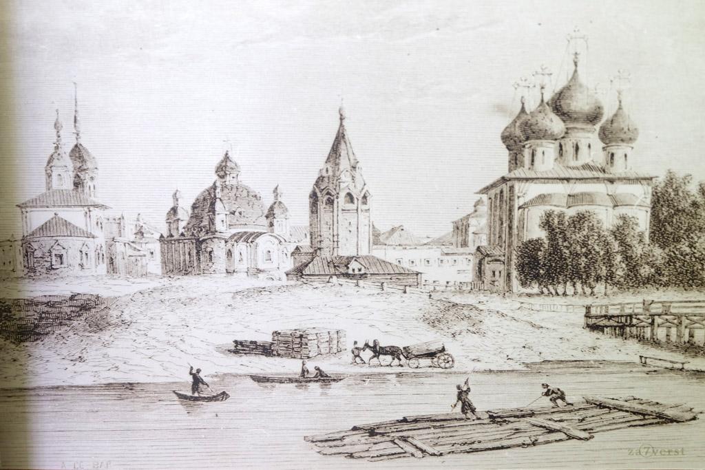 Домик Петра в Вологде, музей
